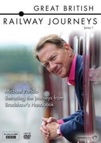 Great British Railway Journeys: Series 1 (Import DVD)