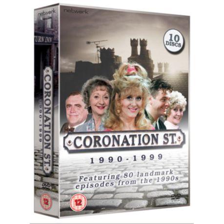Coronation Street: The Nineties(DVD)