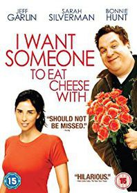 I Want Someone to Eat Cheese With (DVD)