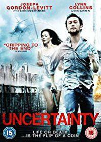 Uncertainty (DVD)