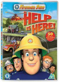 Fireman Sam - Help Is Here (DVD)