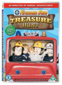 Fireman Sam - Treasure Hunt (DVD)