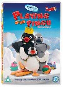 Pingu: Series 4 - Volume 2 - Playing With Pingu (Import DVD)