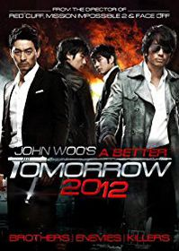 A Better Tomorrow 2012 (DVD)