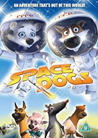 Space Dogs DVD (DVD)