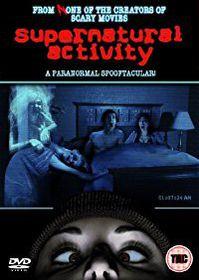 Supernatural Activity (DVD)