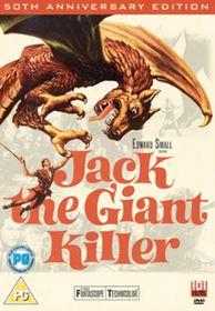 Jack The Giant Killer (Import DVD)