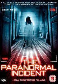 Paranormal Incident (DVD)