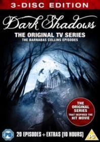 Dark Shadows: The Original TV Series (3 Disc) (DVD)