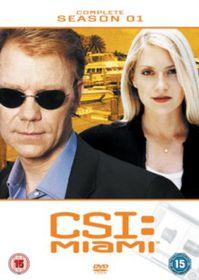 CSI Miami Complete Season 1 (DVD)