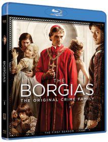 The Borgias: Season 1 (Blu-ray)