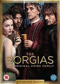 The Borgias: Season 2 (DVD)