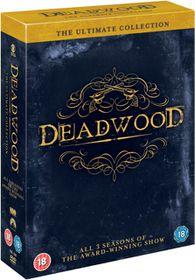 Deadwood: Seasons 1-3 (parallel import)