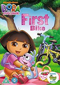 Dora The Explorer - First Bike (DVD)