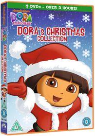 Dora the Explorer: Dora's Christmas Collection (DVD)