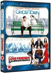 How to Lose Friends and Alienate People/Ghost Town (DVD)