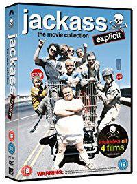 Jackass 1-3 (DVD)