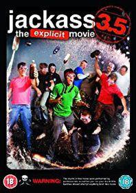 Jackass 3.5 (DVD)