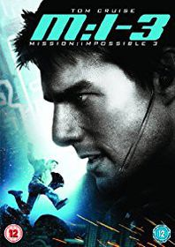 Mission Impossible 3 (DVD)