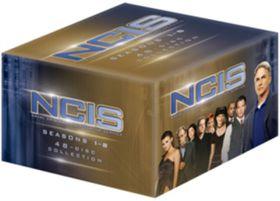 NCIS: Seasons 1-8 (Parallel Import - DVD)