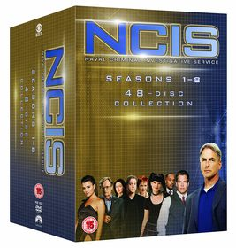NCIS: Seasons 1-8 (Parallel Import - DVD)