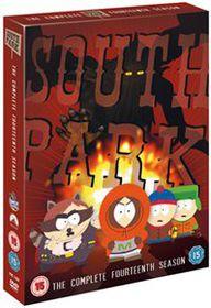 South Park Season 14 (Import DVD)