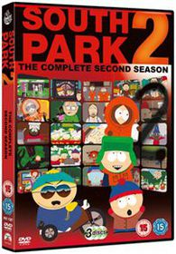 South Park Season 2 (parallel import)