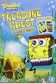 Spongebob Squarepants Treasure Chest Double Pack (DVD)