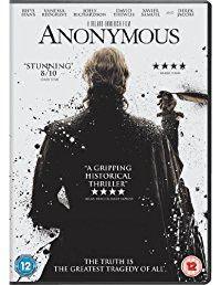 Anonymous (DVD)
