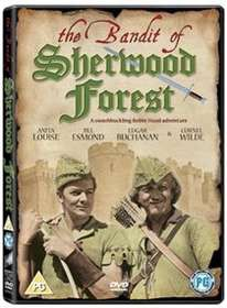 The Bandit Of Sherwood Forest (DVD)