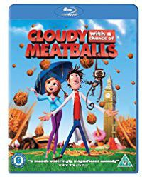 Cloudy With A Chance Of Meatballs (single Dis