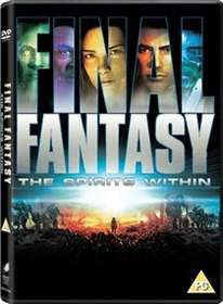 Final Fantasy The Spirits Within (DVD)