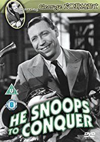 George Formby He Snoops To Conquer (DVD)