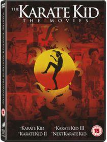 Karate Kid 1-4 Box Set (Import DVD)