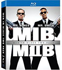 Men In Black I / Men In Black 2 (Blu-ray)