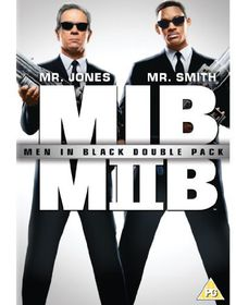 Men in Black I and II (DVD)