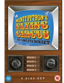 Monty Python's Flying Circus: Series 1-4 (DVD)