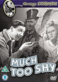 Much Too Shy (DVD)