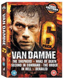 Jean-Claude Van Damme Box Set (DVD)