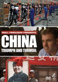 China - Triumph and Turmoil (Import DVD)