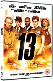 13 (Import DVD)