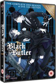 Black Butler: Complete Series 2 (Import DVD)