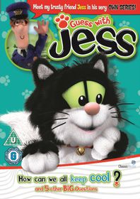 Guess With Jess: How Can We All Keep Cool? (Import DVD)