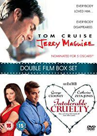 Jerry Maguire /Intolerable Cruelty (DVD)