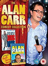 Alan Carr Comedy Collection (DVD)