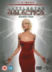 Battlestar Galactica: Season 4 (Part One) (DVD)
