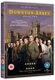 Downton Abbey: Series 2 Box Set (DVD)