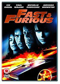 Fast And Furious (DVD)