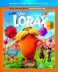 Dr Seuss' The Lorax (Blu-ray)