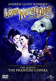 Andrew Lloyd Webber's Love Never Dies (DVD)